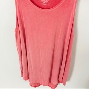 American Eagle Outfitters Tops - American Eagle Rustic Peach Tank